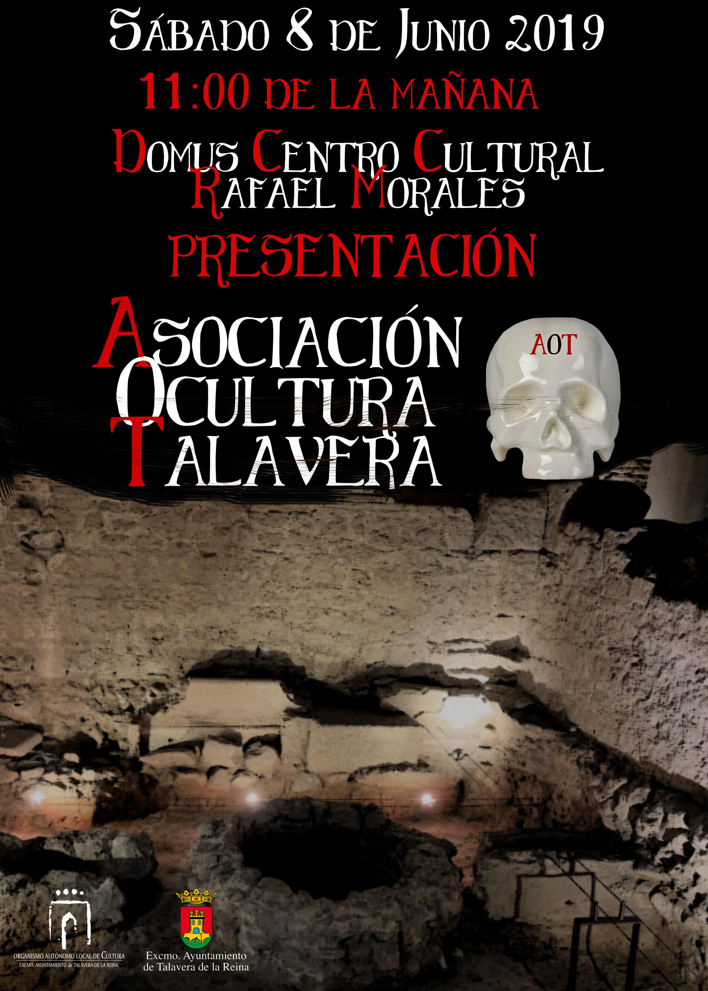 Presentación Asociación Ocultura Talavera