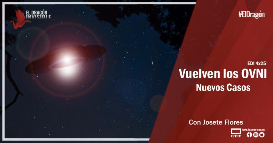 EDI Vuelven Los OVNI (Casos de Talavera)